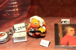 Salzburg - Mozart badeand :-D